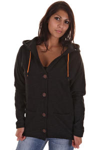 Ragwear Papaya Cardigan girls (black jack)