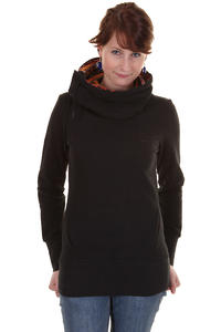 Ragwear Lomo B Hoodie girls (black jack)