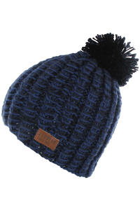 Ragwear Villian FA12 Beanie girls (blue melange)