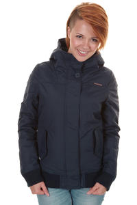 Ragwear Boom Jacket girls (midnight)