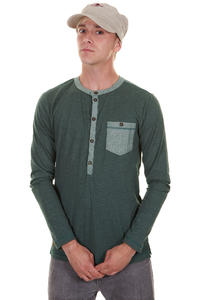 Ragwear Hyperion Longsleeve (green melange)