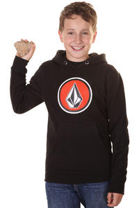 Volcom Pure Fun Basic Hoodie kids (black)