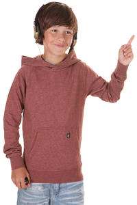 Volcom Timemachine Ultraslim Hoodie kids (brick)