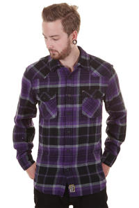 Dickies Mill Hemd (purple)