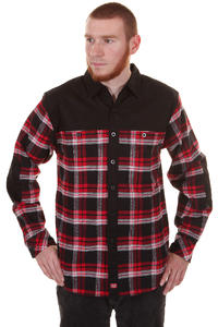 Dickies Oklahoma Hemd (english red)