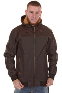Iriedaily Sober Mix Jacke (brown melange)