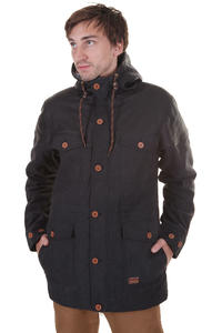 Iriedaily Dock36 Parka Jacke (black)