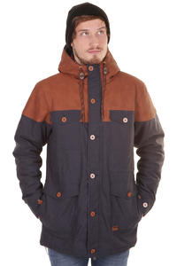 Iriedaily Dock36 Parka Jacke (navy)