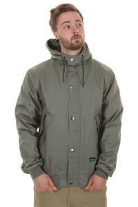 Iriedaily Wax Swing Jacke (elephant grey)