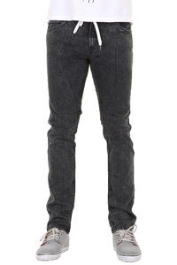 Iriedaily Slim Shot Acid Jeans (black)
