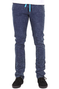 Iriedaily Slim Shot Acid Jeans (snow wash)