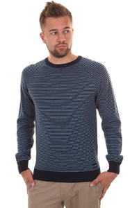 Iriedaily Ras Role Ringel Sweatshirt (navy)