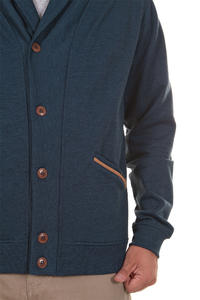 Iriedaily Ean E. Club Strickjacke (night sky)