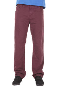 Carhartt Slim Pant Louisiana Jeans (wine mill washed)