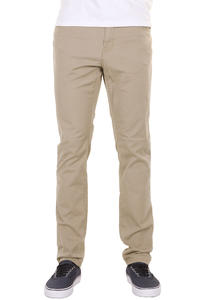 Carhartt Riot Pant Wichita Hose (leather light mill washed)