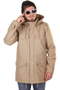 Carhartt Hickman Jacke (buck)