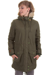 Iriedaily Goerli Arctic Parka Jacke girls (dark olive)