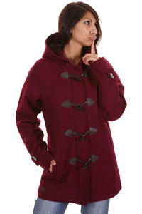 Iriedaily Miss Granger Duffle Jacke girls (bordeaux)