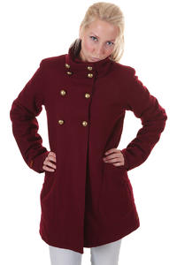 Iriedaily Mary P. Jacke girls (bordeaux)