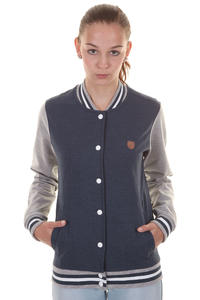 Iriedaily Baseball Trainer Jacke girls (night sky)