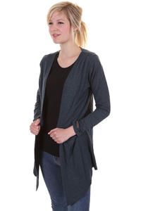 Iriedaily Scarfcardigan Strickjacke girls (night sky)