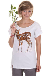 Iriedaily Ireh T-Shirt girls (white)