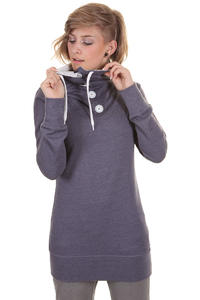 Iriedaily Padong Sweatshirt girls (dark purple melange)