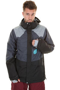 Volcom T.D.S. Snowboard Jacke (black)