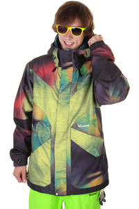 Volcom Iron Snowboard Jacket (blur light)