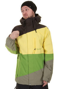 Volcom Ekin Snowboard Jacket (moss)