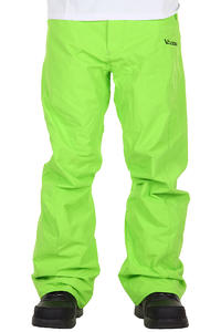 Volcom Carbon Snowboard Hose (lime)