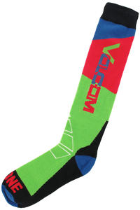 Volcom Booton Socks US 5-13  (blue)