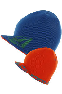 Volcom Westgate Beanie reversible  (orange)
