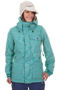 Volcom Trivia Snowboard Jacke insulated  girls (cosmic blue)