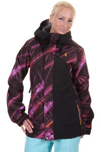 Volcom Clove Snowboard Jacket insulated  girls (absent stripe)