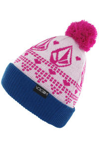 Volcom Stone Heart Mütze girls (arctic blue)