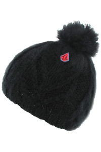 Volcom Leaf Beanie girls (black)