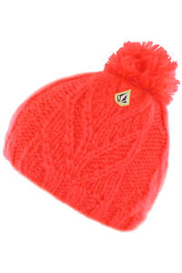 Volcom Leaf Beanie girls (firecracker)