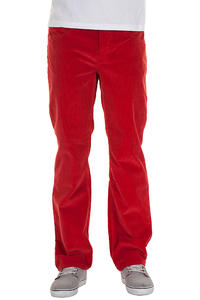 Trap Skateboards TR1 Pants (cord red)