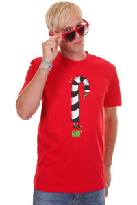 Trap Skateboards Candy T-Shirt (tomato)