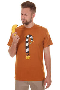 Trap Skateboards Candy T-Shirt (sudan brown)