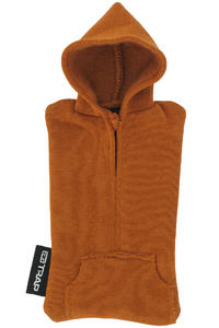Trap Skateboards IPhone Hoodie Tasche (sudan brown)