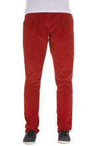 Trap Skateboards Nova Chino Pants girls (cord red)