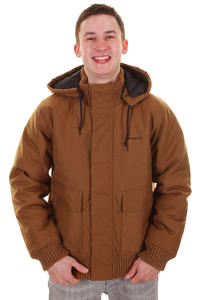 Carhartt Ranger Jacke (hamilton brown black)