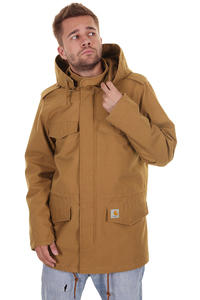 Carhartt Hickman Jacke (hamilton brown)