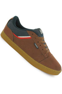 Habitat Guru Exo Suede Shoe (nutmeg indigo)