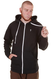 Red Dragon Canadian Zip-Hoodie (black)