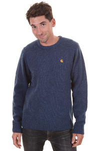 Carhartt University Sweatshirt (blue heather)