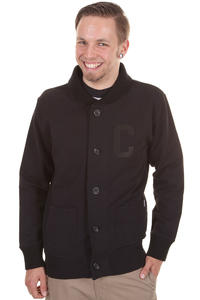 Carhartt Cambel Shawl Strickjacke (black)