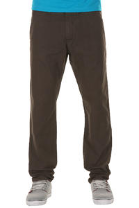 REELL Grip Tapered 12 Pants (chocolate brown)